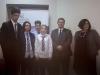 Spotkanie z ambasadorem Izraela Anną Azari
